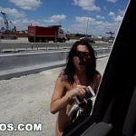 Porno de putaria brasileira com morena