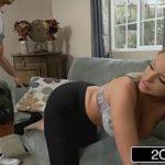 Xnx de sexo com loira peituda